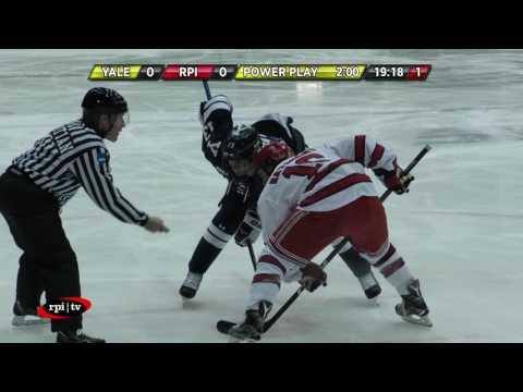 RPI Men's Hockey vs. Yale University