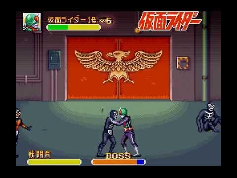 SNES Longplay [393] Kamen Rider