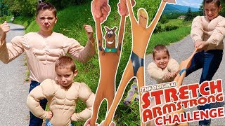 CHALLENGE STRETCH ARMSTRONG - Mini Stretch Scooby-Doo & Mini Stretch Armtrong thumbnail