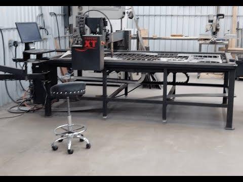 Used Cnc Plasma Table For Sale Includes Everything