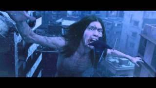 «Атака Титанов. Фильм первый. Жестокий мир» - отрывок №5