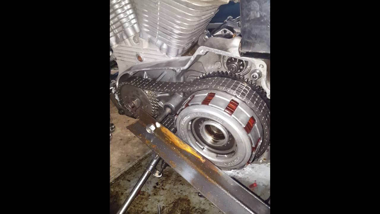 Harley Sportster Clutch Assembly 1988 1989