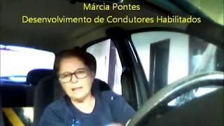 Márcia Pontes, todos os seus alunos estão dirigindo?