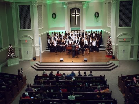 Chattanooga Central High School 2017 Christmas Concert