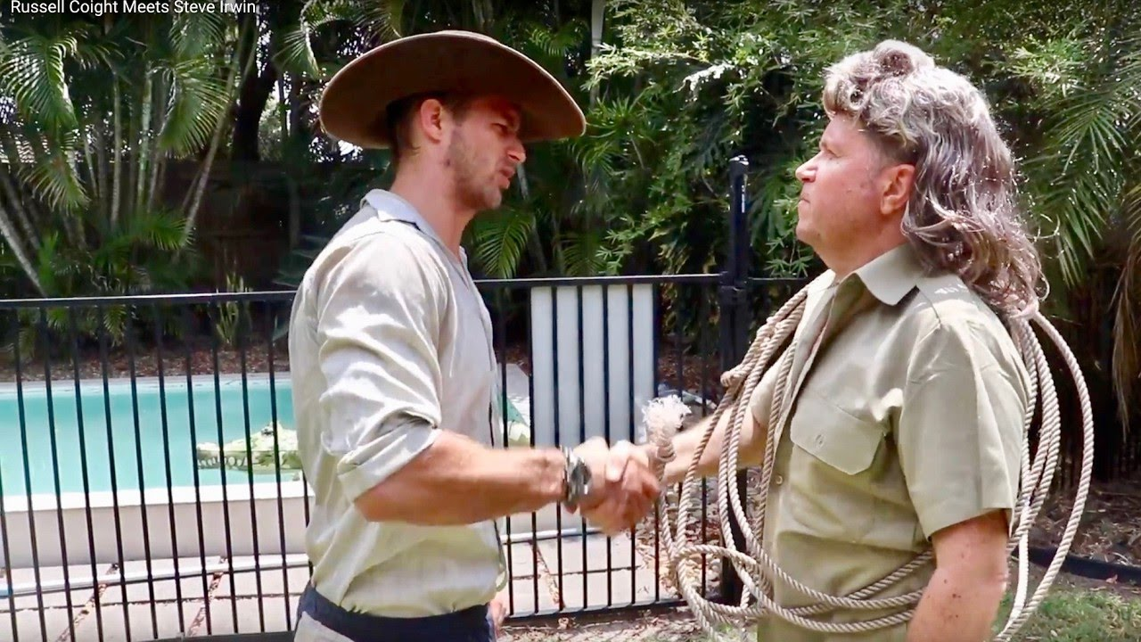 from Frankie steve irwin and gay comedian youtube