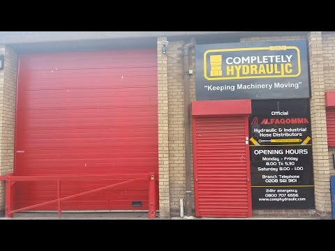 Completely Hydraulic Heathrow Shop And Trade Depot