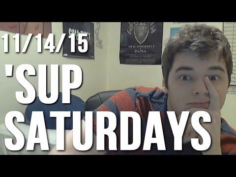 Fallout 4, Vanasaur LP, & Feeding Congo! - 'Sup Saturdays
