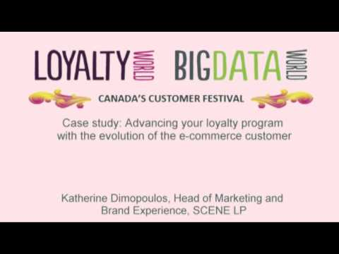 Loyalty programs: Advancing loyalty programs with the evolution of e-commerce
