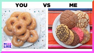 You Vs. Me: Mexican Desserts