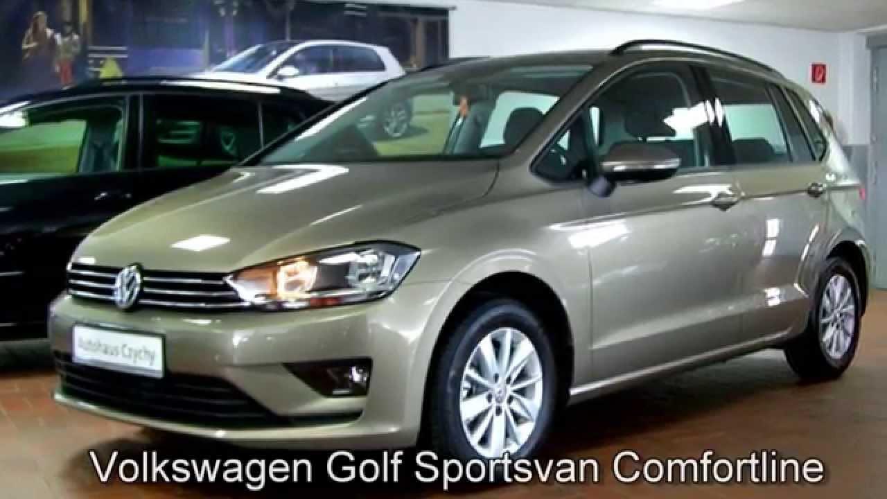 volkswagen golf sportsvan 1 4 tsi dsg comfortline gw508267. Black Bedroom Furniture Sets. Home Design Ideas