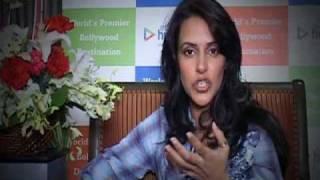 Neha Dhupia Meet N Greet