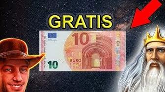 [Anleitung] Wie du 10 Euro GRATIS zum spielen bekommst!