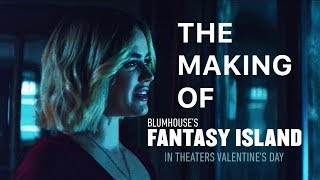 Blumhouse's Fantasy Island - Behind The Scenes | Lucy Hale, Horror Movie HD