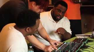AIRA Artist First Contact —  TERRY HUNTER, DJ SPINNA, and KENNY DOPE