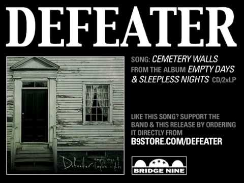Defeater- Cemetery Walls
