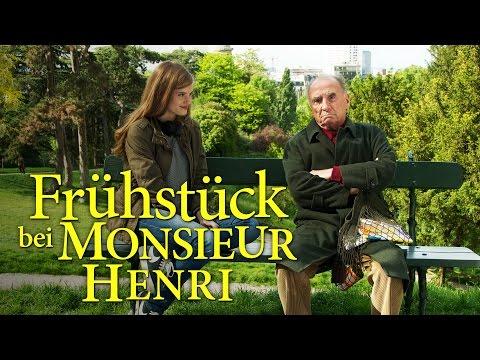 Frühstück bei Monsieur Henri - deutscher Kinotrailer - Kinostart 21.07.2016