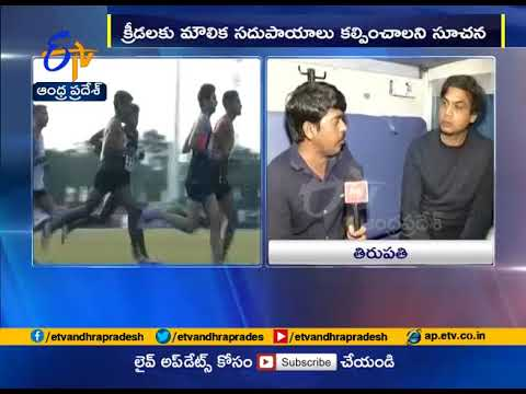 Exclusive Interview with BCCI Chief Selector MSK Prasad | Over Importance of Sports