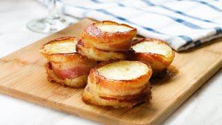 6 receitas com bacon