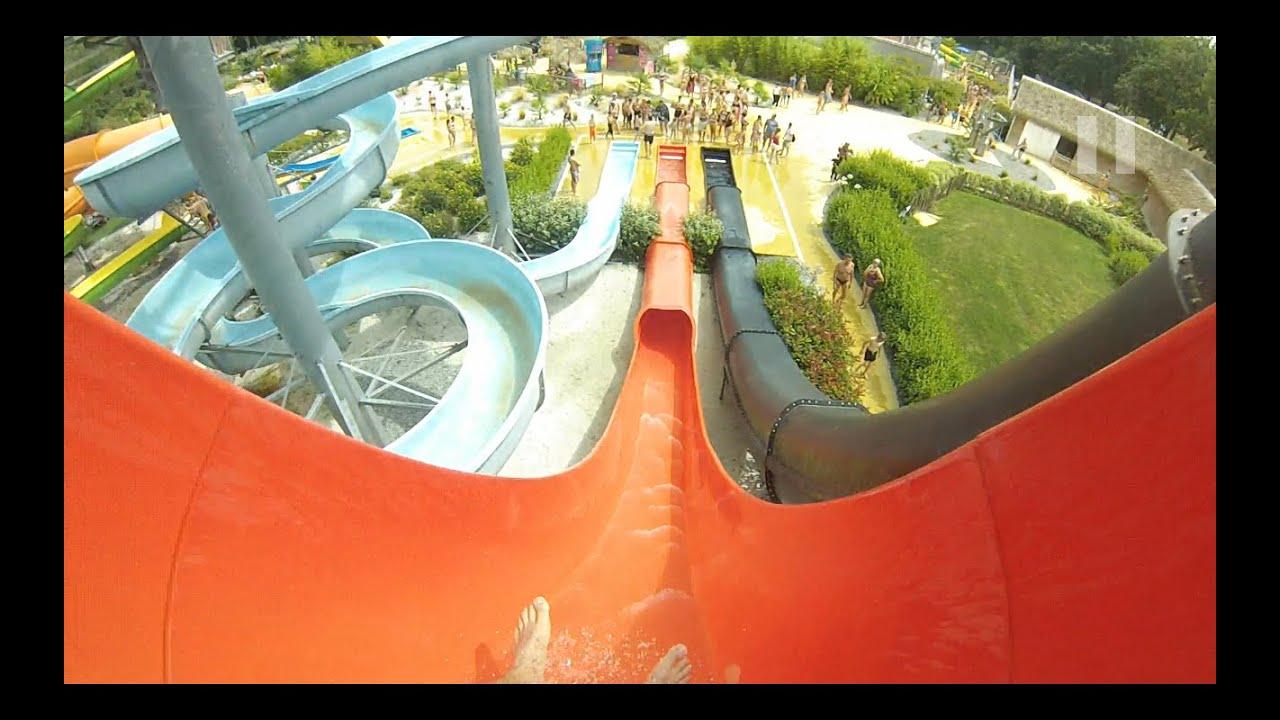 Aqua Fun Saint En D'attraction Cobac Park Bretagne Parcamp; Malo Onwk80P