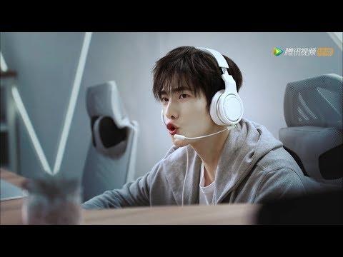 KHMER&ENGCC Yangyang 'The King's Avatar' drama making film 1