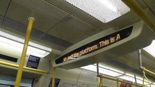 S7 Stock Announcement on the Circle Line