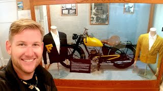 #805 JAMES DEAN's LARGEST Collection of PERSONAL BELONGINGS - Daily Travel Vlog (10/20/18)
