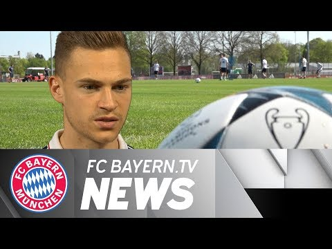 "FC Bayern focused on Real – Kimmich: ""We all want to reach the final"""