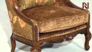 Repertoire Accent Chair 360-54lcg By Fairmont Designs