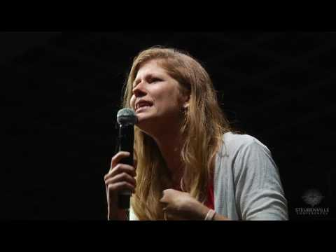 Mary Bielski - Rise, He Is Calling You - Steubenville Florida 2017