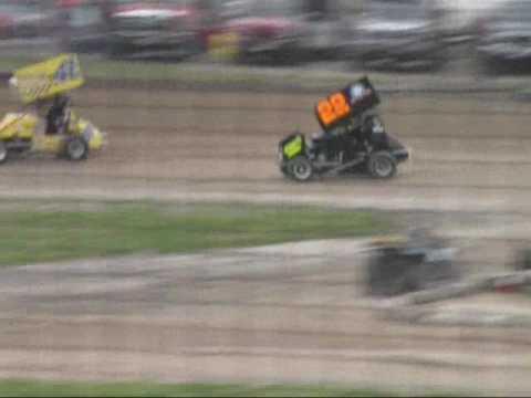 Whip City Speedway 750cc Sportsman Heat Race