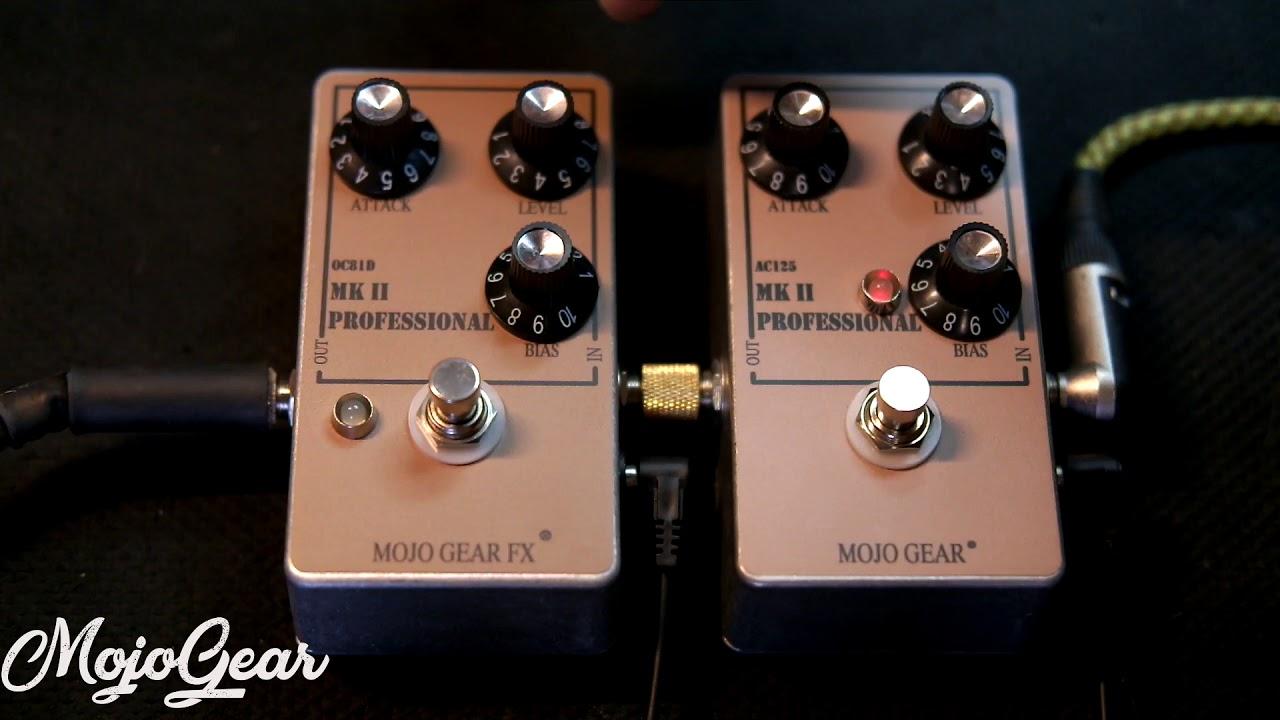 MKII Professional OC81D vs AC125 Version by Mojo Gear Fx