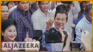 🇰🇭 Cambodia's Hun Sen set for re-election in largely unopposed poll | Al Jazeera English