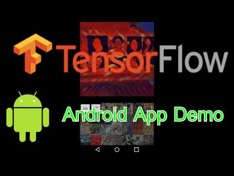 Machine Learning TensorFlow Android App Demo