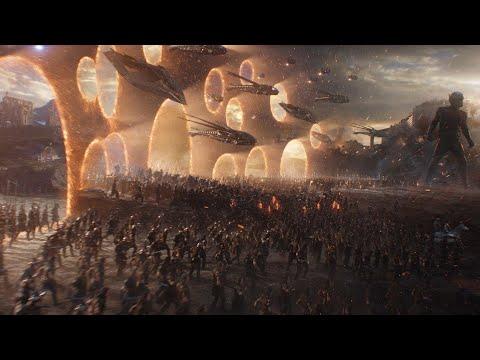 Avangers Endgame Final