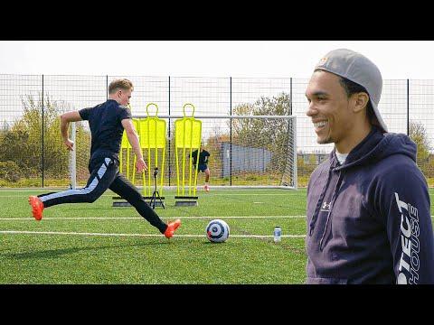 Free Kicks vs Trent Alexander-Arnold
