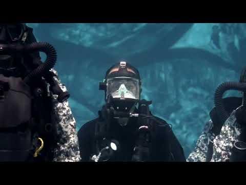 Singapore armed forces Combat Diver Course Graduation Parade