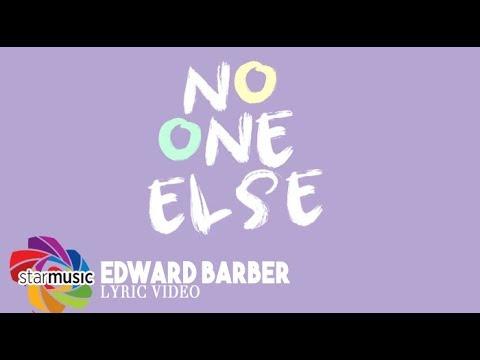 Edward Barber - No One Else (Official Lyric Video)