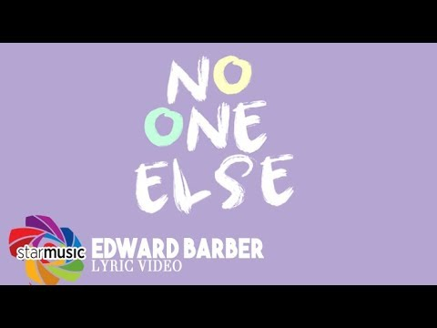Edward Barber - No One Else