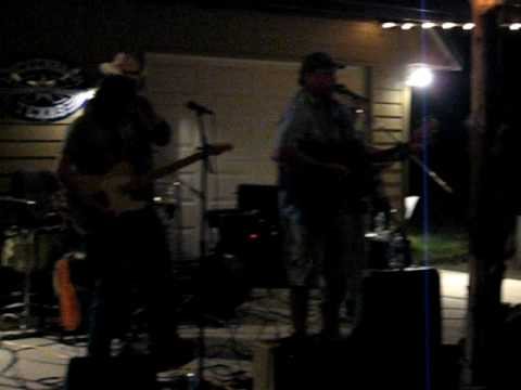 Waymore's Blues with Kevin Deal and his band