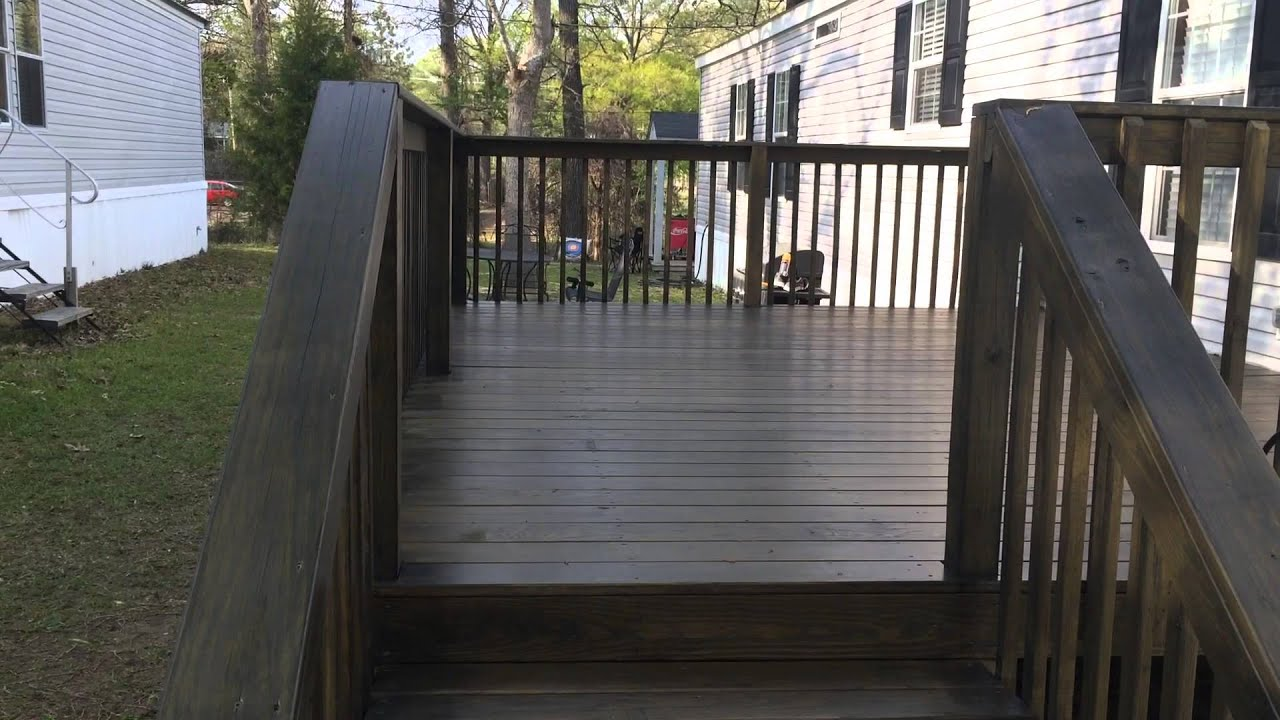 How To And Tips Behr Semi Transparent Deck Stain Slate