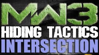 MW3 - Face Off 1V1 Hiding Tactics - INTERSECTION