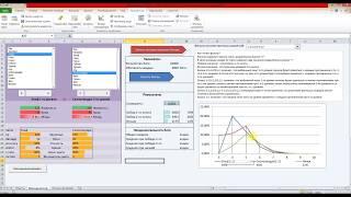 Демонстрация навыков: VBA, Excel, аналитика, баланс