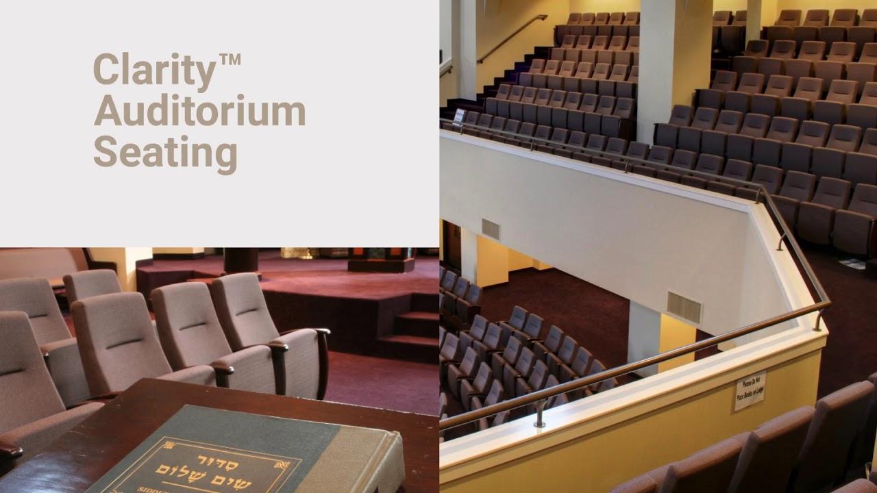 Anshai Torah in Plano, Texas and Sauder Worship Seating