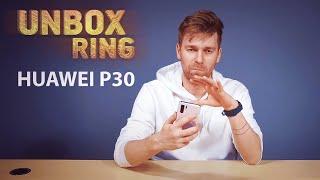 VISA TIESA APIE HUAWEI P30!   Unbox Ring apžvalga
