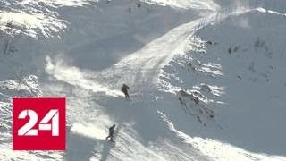 видео Лучшие горнолыжные курорты Мурманской области
