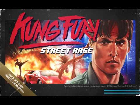 Kung Fury: Street Rage Soundtrack | Mitch Murder - Action 4