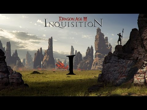 Dragon Age Inquisition Ep.1 : Siren, el Elfo Guapo