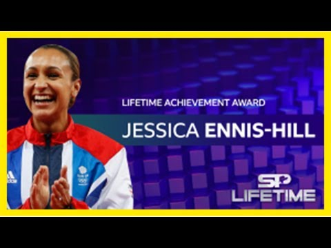 Bbc sports personality of the year 2017: dame jessica ennis-hill gets lifetime achievement award