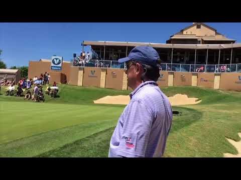 Valero Texas Open - Steve Marino - April 22, 2018 - San Antonio, TX