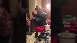 Marine Christmas Eve Surprise Homecoming